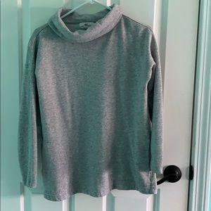Vineyard vines gray sweater